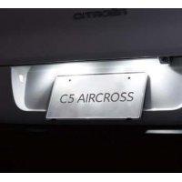 シトロエン C5 AIRCROSS / LED バルブ リアナンバー灯用