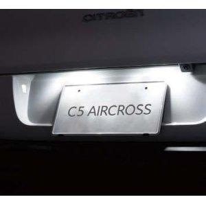 画像1: シトロエン C5 AIRCROSS / LED バルブ リアナンバー灯用