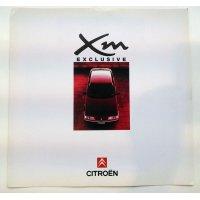 シトロエン XM Exclusive カタログ