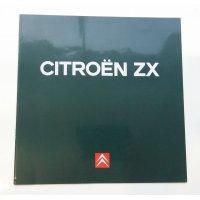 シトロエン ZX カタログ